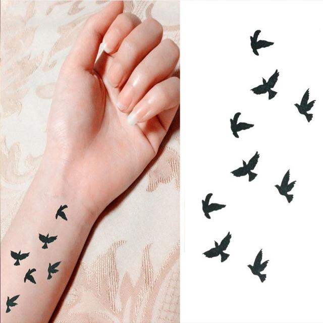 tatouage 10 cm