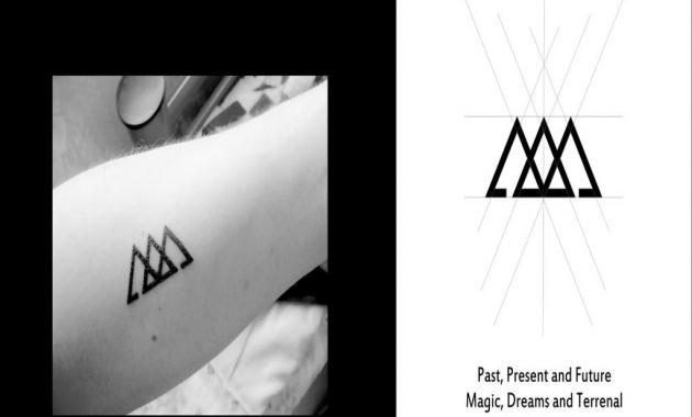 Triangle Tatouage