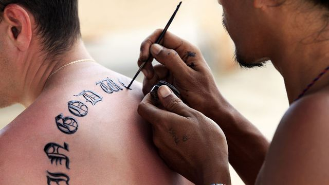 tatouage 6 mois