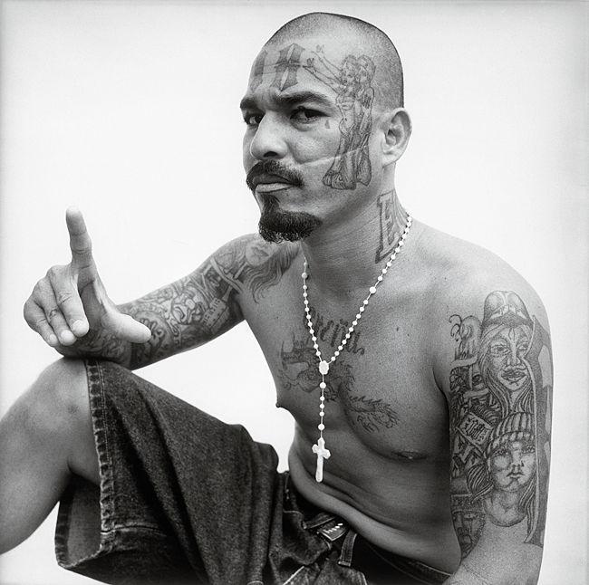 tatouage 69 gang