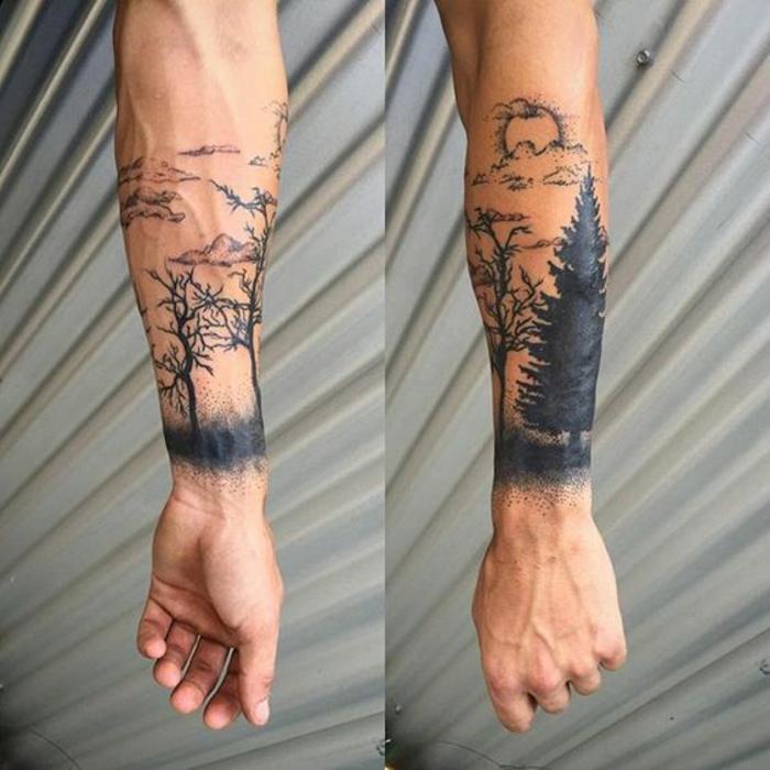 tatouage 74