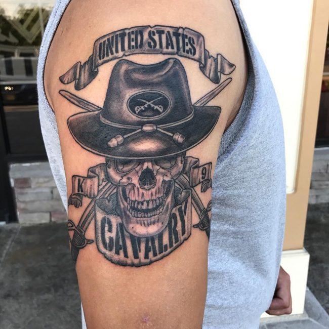 tatouage 8eme rpima