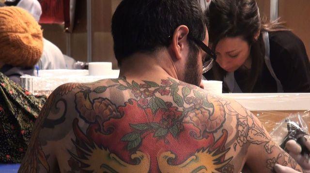 tatouage a 15 ans