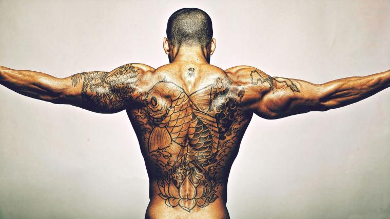 tatouage a la mode 2018