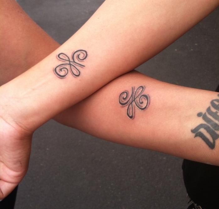 tatouage amitie