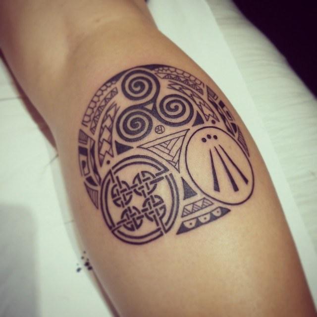 tatouage breton