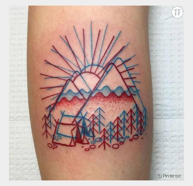 tatouage c'est quoi