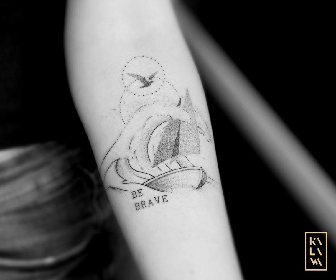 tatouage ca fait mal au poignet