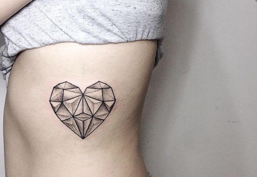 tatouage coeur
