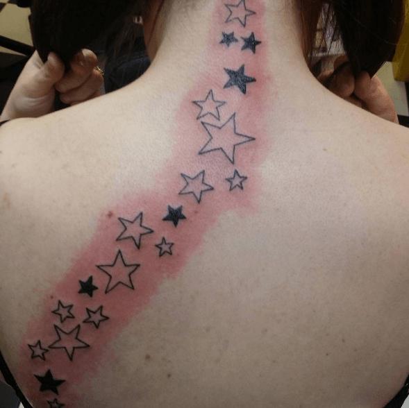 tatouage etoile