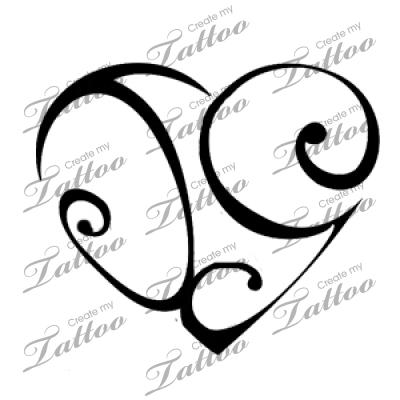 tatouage g et j