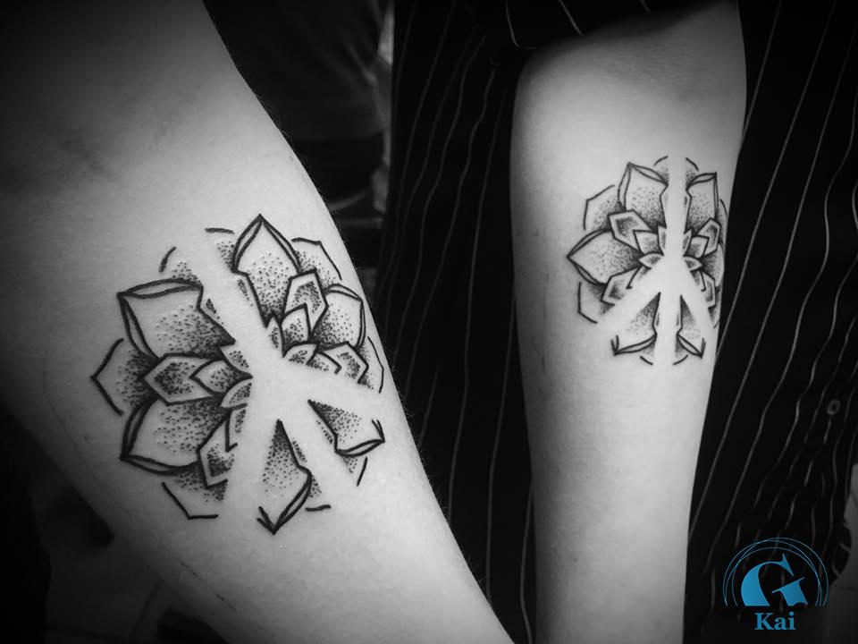 tatouage graphique