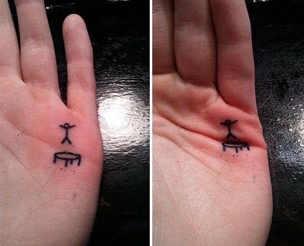 tatouage i'm fine