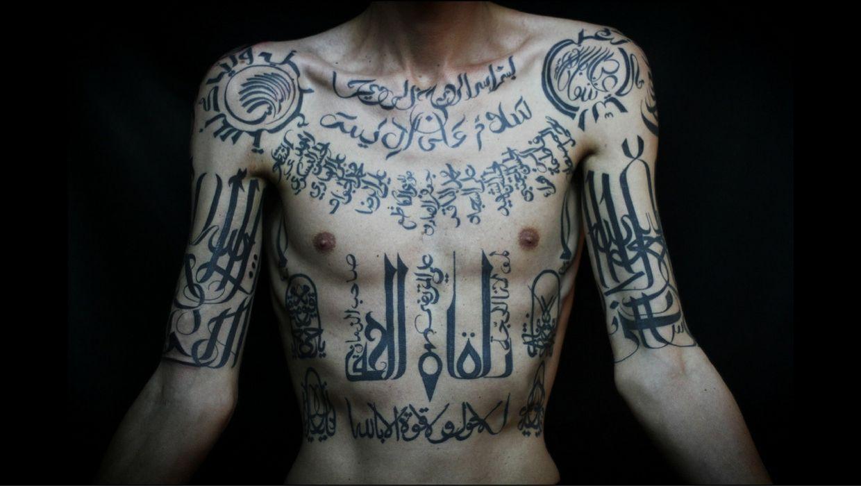 tatouage islam