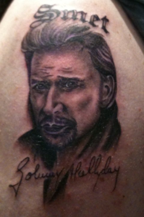 Tatouage Johnny