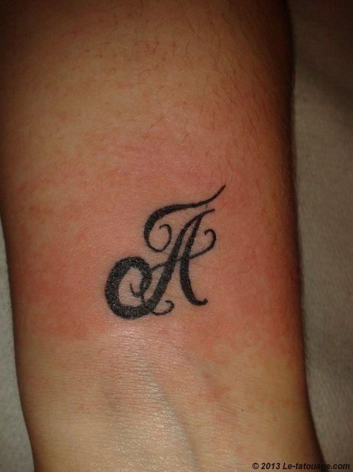 tatouage k poignet