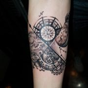 tatouage karma