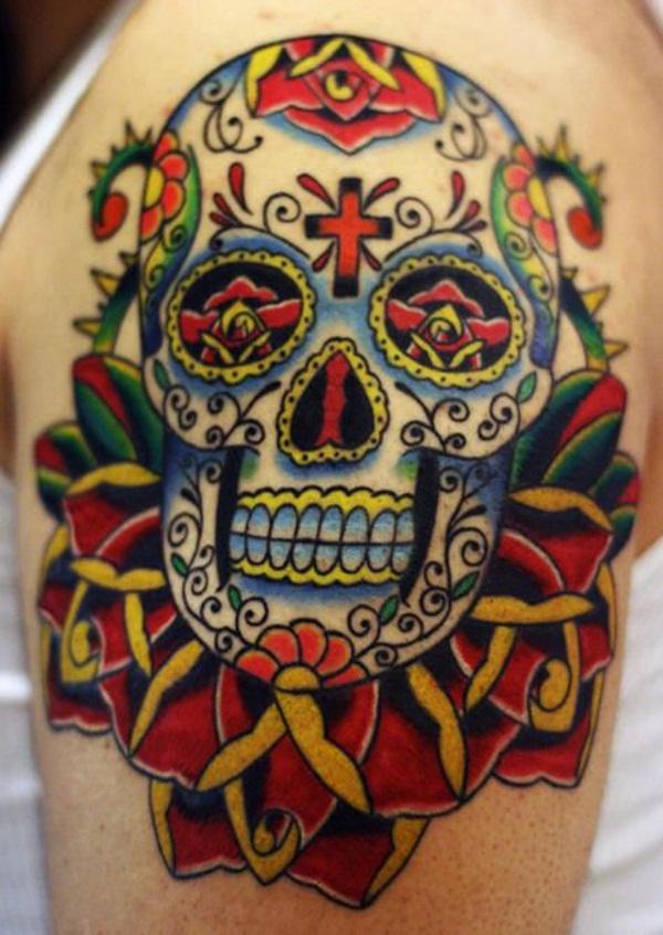 tatouage mexicain