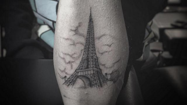 tatouage paris