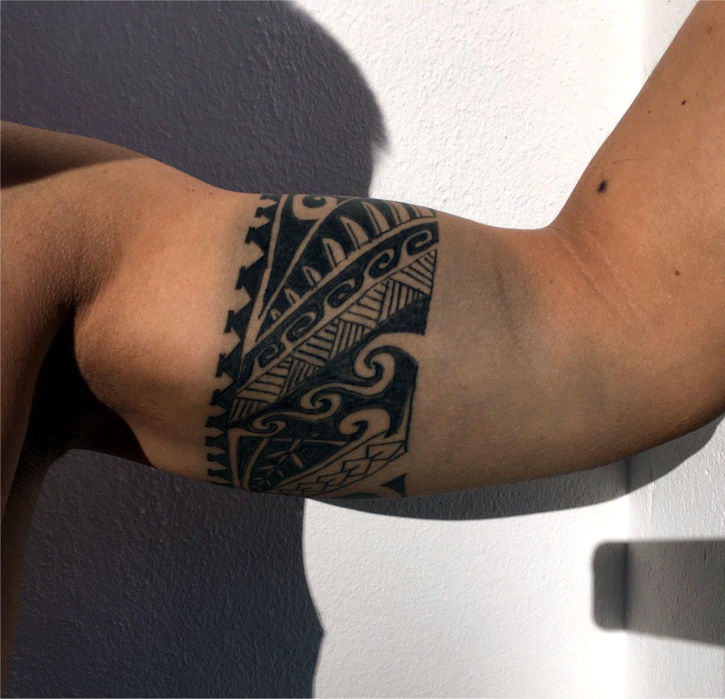 tatouage qui part