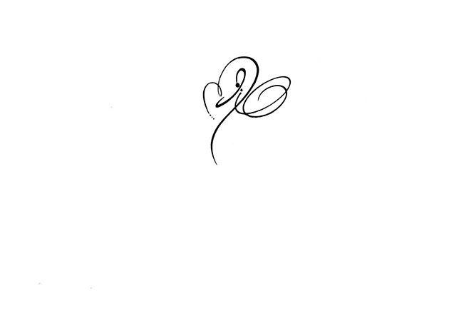 tatouage r coeur