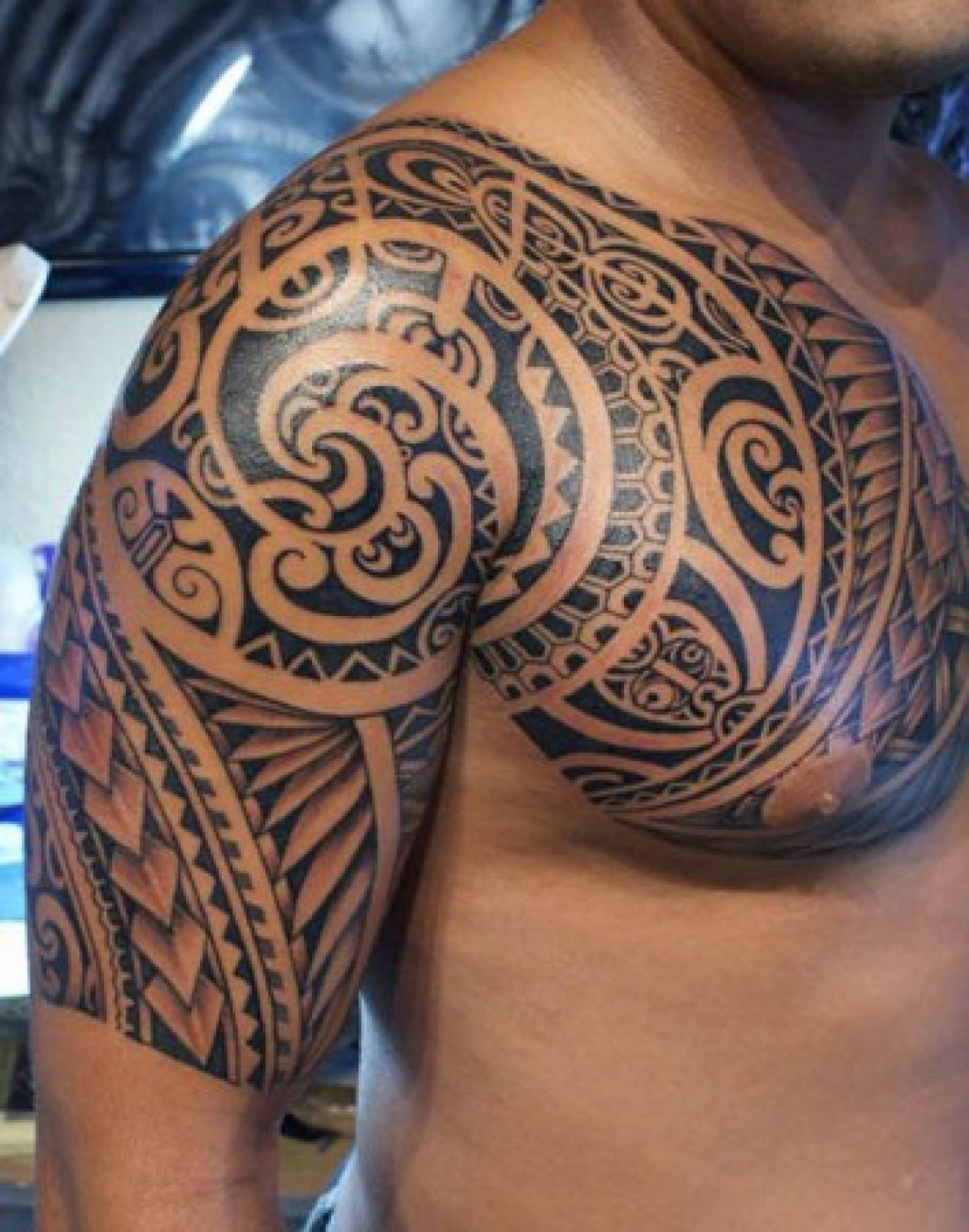 tatouage tribal 2017