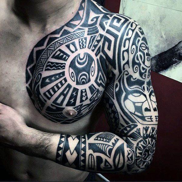 tatouage tribal c'est quoi
