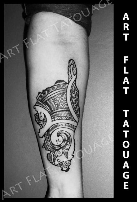 Tribal Corse tatouage tribal corse