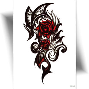 tatouage tribal decalcomanie