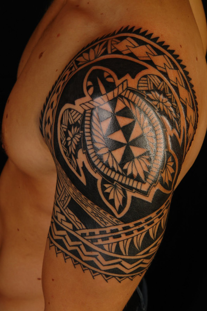 Tatouage Tribal Epaule Homme Signification
