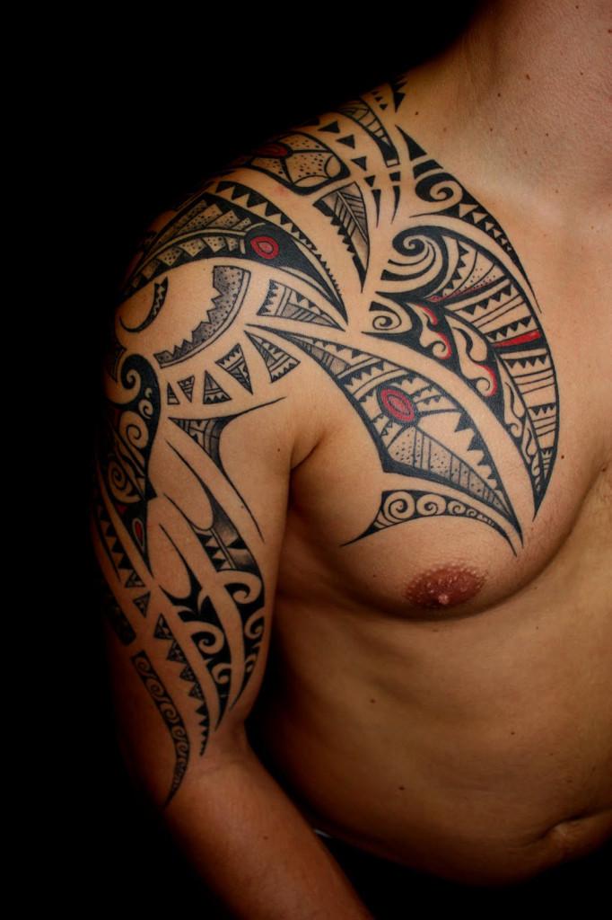 tatouage tribal epaule signification
