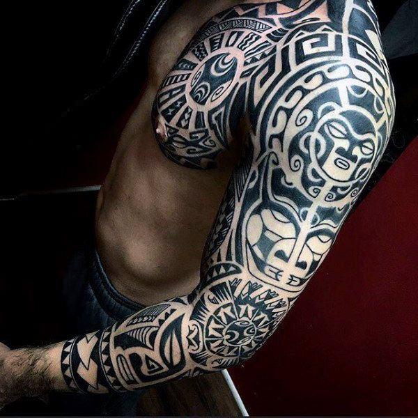 tatouage tribal et leur signification