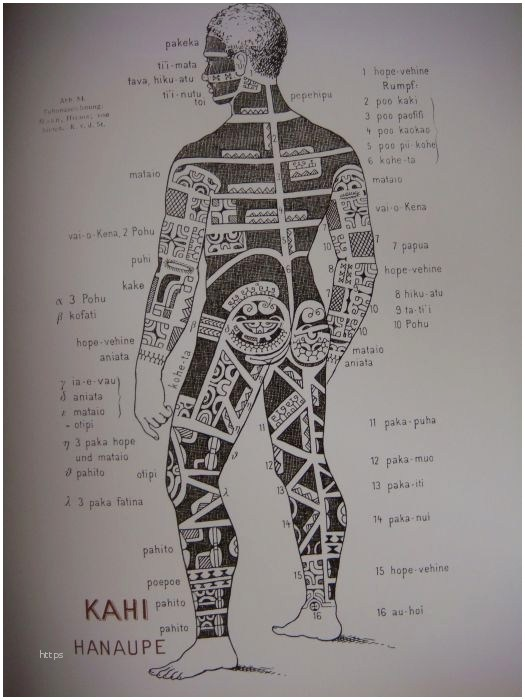 Tatouage Tribal Mollet Signification