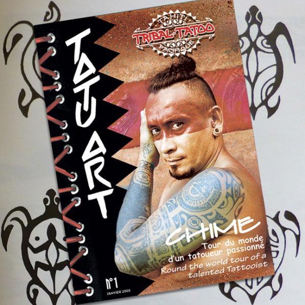 tatouage tribal oceanien