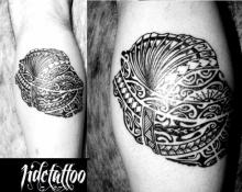 tatouage tribal reunion