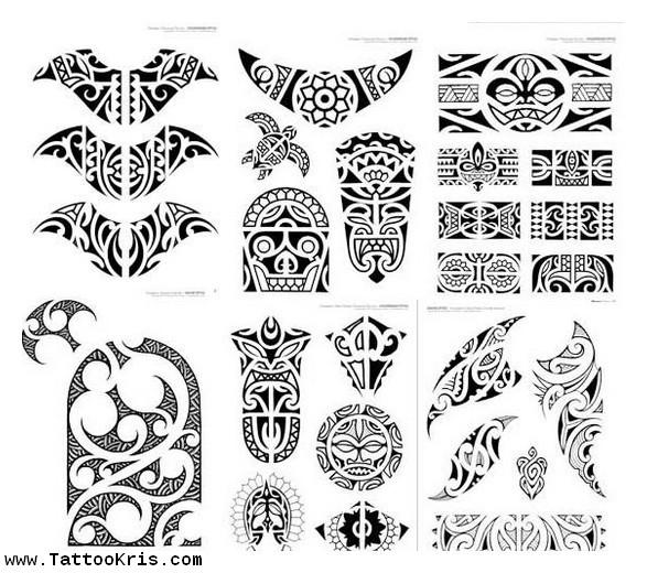 Tatouage Tribal Symbole Famille