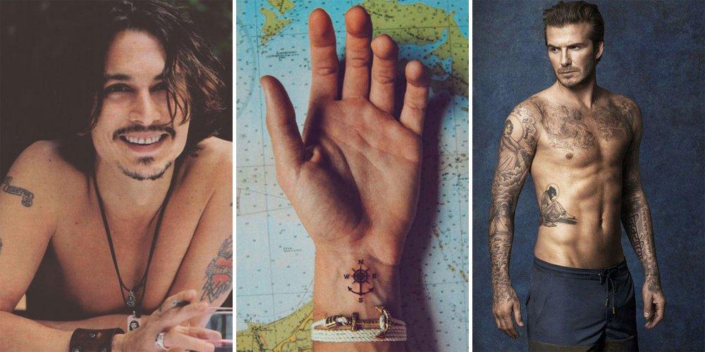 tatouage v homme