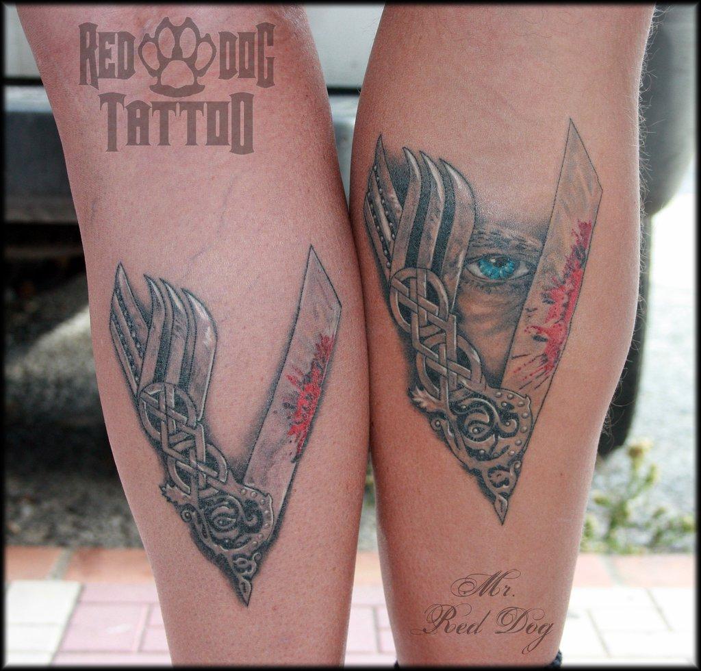 tatouage v viking