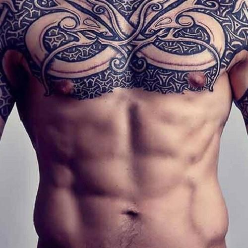 Tatouage Viking Bras