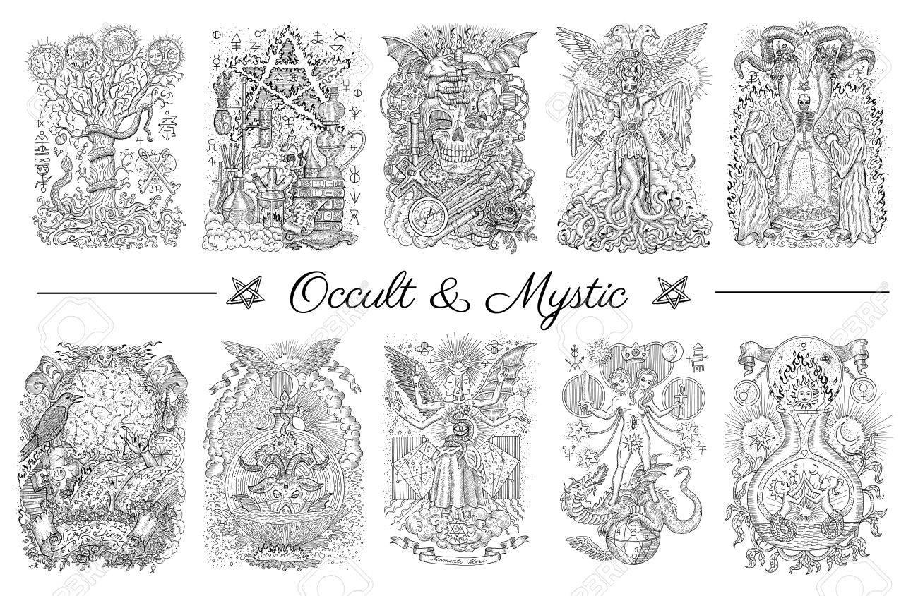 tatouage wicca