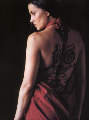 tatouage xena la guerriere