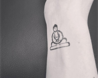 tatouage yoga