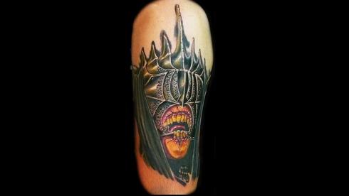 tatouage ztele