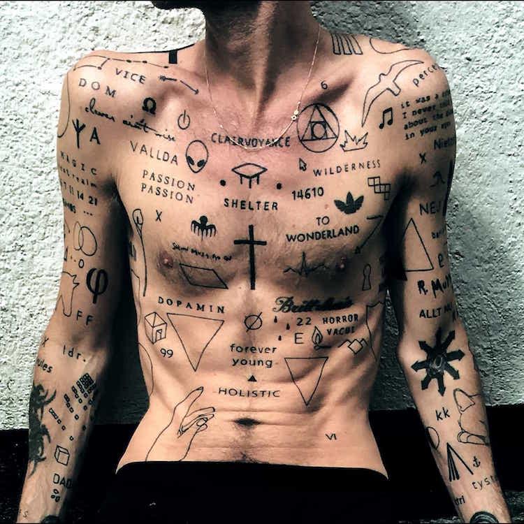 tatouage 2018