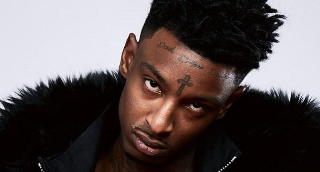 tatouage 21 savage