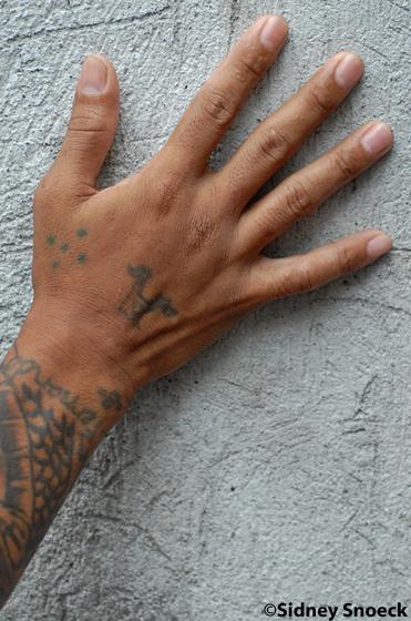 tatouage 3 points