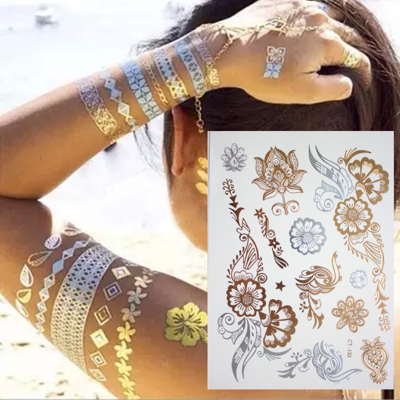 tatouage a coller