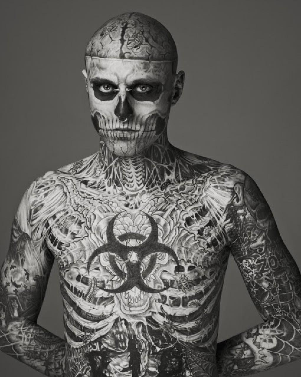 tatouage a la mode
