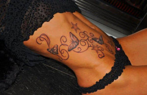 tatouage arabesque