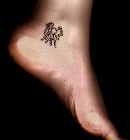 tatouage gemeaux